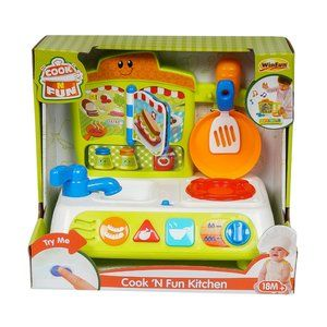 Kitchen cooking set pretend play toy